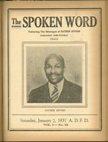 Spoken word, vol. 03, no. 22 (January 02, 1937)