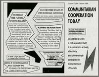 Cosmic opera- Lesson 9306: communitarian cooperation today