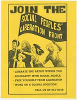Join the social peoples' liberation front