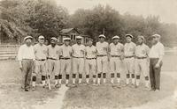 House of David baseball team, Benton Harbor, Michigan