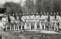House of David ball team, Benton Harbor, Michigan