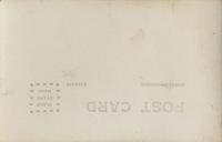 House of David ball team, Benton Harbor, Michigan [back]