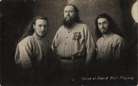 House of David ball players