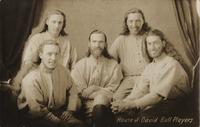 House of David ball players [front]