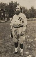 Francis Thorpe, manager of the House of David and City of David baseball teams, Benton Harbor, Michigan