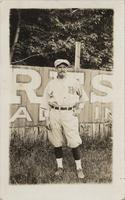 Arthur Vieretz, House of David baseball player, Benton Harbor, Michigan