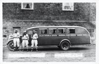 House of David baseball club, Benton Harbor, Mich., Tucker, Tally, Anderson, Mary's City of David [front]