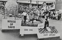 Float First Prize Blossom Parade 1961