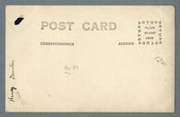 Portrait of Henry Dearborn, House of David, Benton Harbor, Michigan [back]