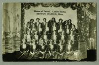 House of David Ladies' Band, Benton Harbor, Mich.