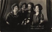 House of David Ladies Quartet [front]