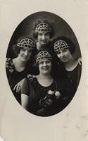House of David Ladies Quartet, Benton Harbor, Michigan [front]