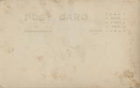 Two House of David Entertainers, Benton Harbor, Michigan [back]