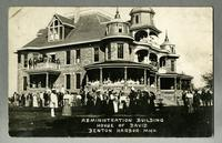 Administration Building, House of David, Benton Harbor, Mich.