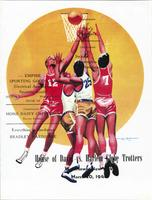 House of David vs. Harlem Globe Trotters Watertown, New York March 20, 1946