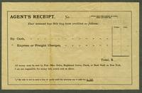 Bill of Sale of A.J. White, New York [side 2]