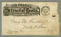 Bill of Sale of A.J. White, New York [side 3]