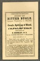 Compound Concentrated Syrup of Bitter Bugle, Lycopus, Virginicus, Or, Sinuatus