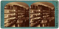 Cheese Room -- interior