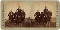 Four Shaker elders [front]
