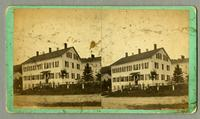 Chh. Family's infirmary, from the west