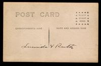 Lucinda Taylor and Ruth Perkins, Alfred, Maine [back]