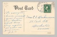 Shaker Watering Traugh, East Canterbury, N. H. [back]