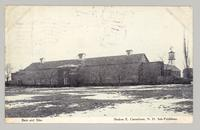 Barn and Silos, Shakers, E. Canterbury, N. H.