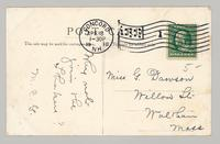 Barn and Silos, Shakers, E. Canterbury, N. H. [back]