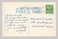 Garage and Power House, The Shakers, East Canterbury, N. H. [back]