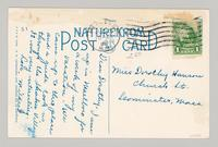 Chapel, The Shakers, East Canterbury, N. H. [back]