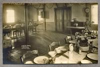 Dining room, Shakers, Enfield, Conn.