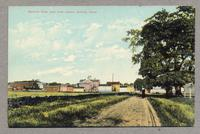 General view road from station, Enfield, Conn.