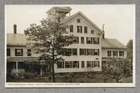 Main dwelling, North family Shakers, Shakers Station, Conn. [front]