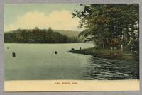 Lake, Enfield, Conn.