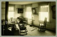 Bed Room, Shakers, Enfield, Conn.