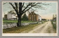 Main Street, Shaker Village, Pittsfield, Mass.