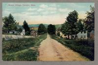 Shaker Village, Harvard, Mass.