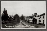 Shaker Village, Harvard, Mass [front]