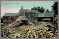 Old Shaker Mill, Ayer, Mass. [front]
