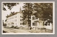 Main Dwelling Shaker Village, New Lebanon, New York [front]