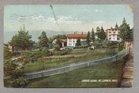 Shaker Village, Mount Lebanon, Mass. [front]