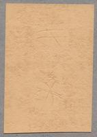 List of thirteen names, Shakers, Mt. Lebanon, New York [back]