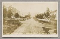 Street at Church Family, Shaker Village, Mt. Lebanon, N.Y. [front]