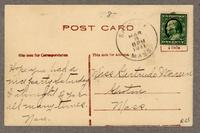 Cottages Nos. 1 and 3 and Cook House., Industrial School for Boys. Shirley, Mass. [back]