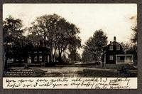 Caroline Gordner's Holiday House for Girls, P.O. address Shirley, Mass. [front]
