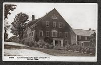Industrial School for Boys, Cottage No. 6, Shirley, Mass. [front]