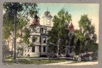 Administration Building, Shaker Settlement, Lebanon, Ohio [front]