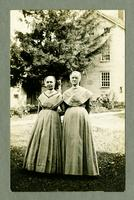 Anna Case and Isabella Graves