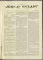 American socialist, vol. 01, no. 03 (April 13, 1876)